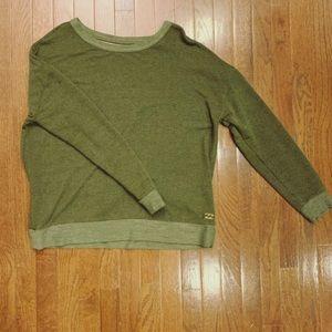 Billabong Open-Back Sweater